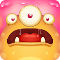 Monsters Puzzle Kids Games icon