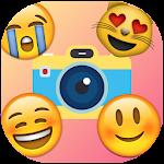 Emoji Photo Sticker Maker Pro Icon