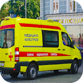 City Ambulance Rescue Driver