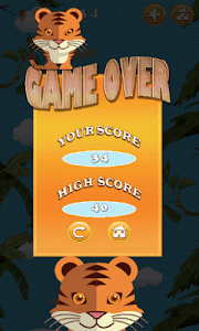 Tiger Jump screenshot 3