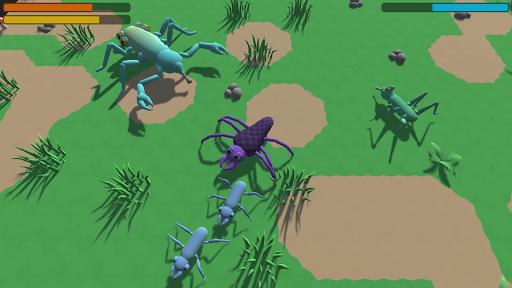 Evolution Simulator 3D 1.08 screenshots 2