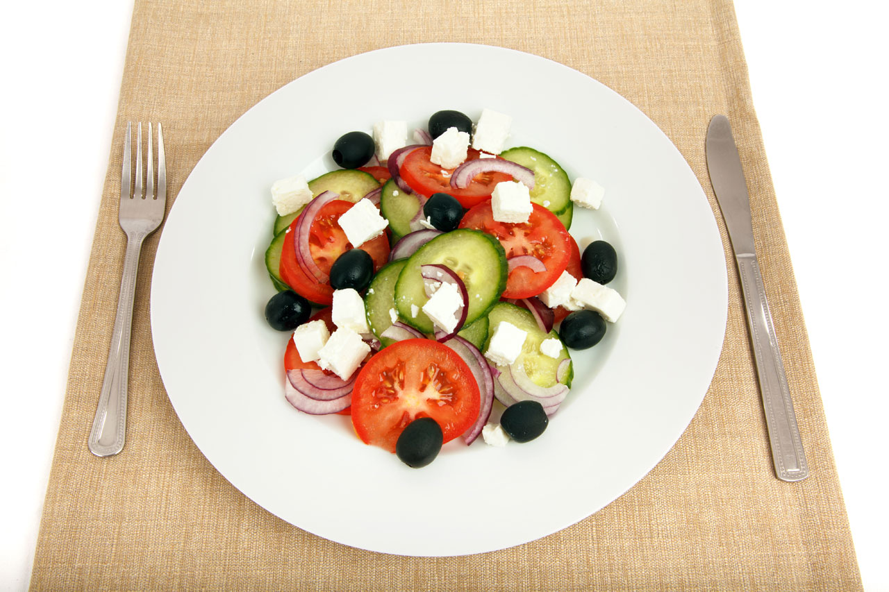 http://www.publicdomainpictures.net/pictures/10000/velka/greek-salad-on-plate-11284048458yCrz.jpg
