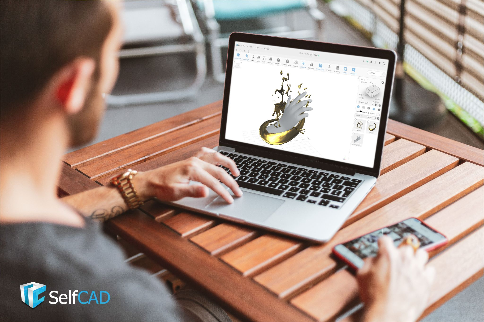 outsourcing 3D modeling services