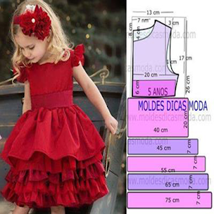 Complete Dress Patterns - náhled