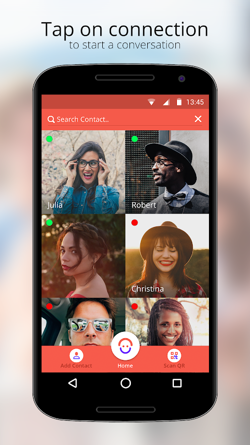 CU - free chat & video calls- screenshot