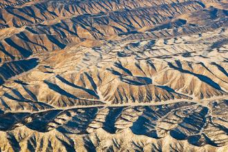 Photo: Utah hills - aerial photo