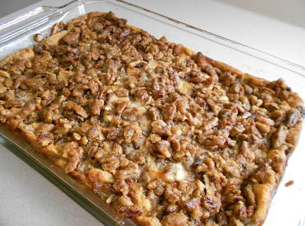Morning Pecan Casserole Recipe