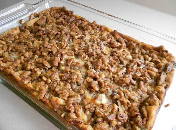 Morning Pecan Casserole Recipe