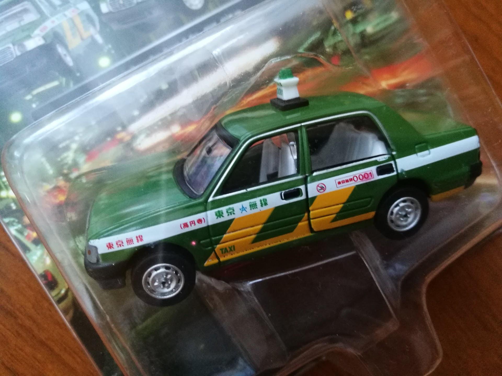 トミカ 東京無線タクシー