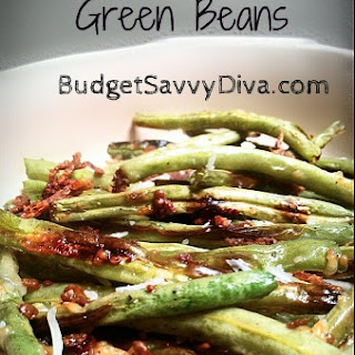 Parmesan-Roasted Green Beans
