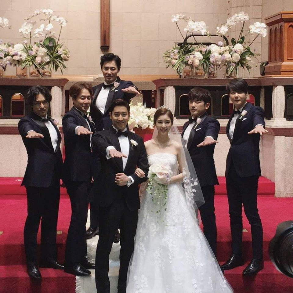 lee minwoo shinhwa marriage 5