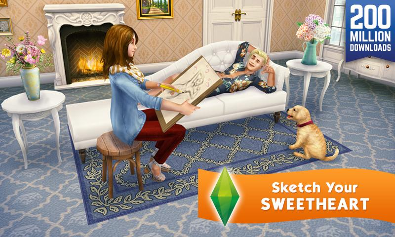 The Sims FreePlay- screenshot