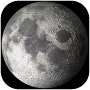 Moon 3D Live Wallpaper