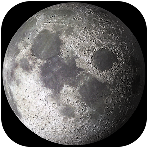 Moon 3D Live Wallpaper 1.0.12 by Screensavers Store logo
