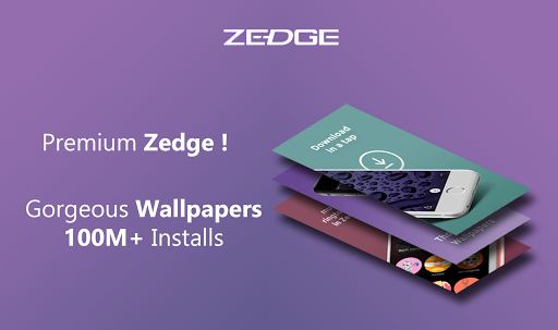 New Zedge Plus - Wallpapers and Ringtones 1.0 screenshots 2