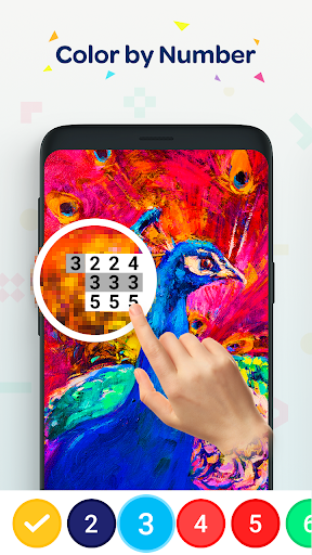No. Color - Color by Number, Number Coloring 7.2 screenshots 8