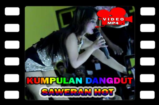 Video Dangdut Koplo Saweran 1.1 screenshots 2