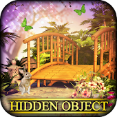 Hidden Objects World: Garden Gazing Adventure