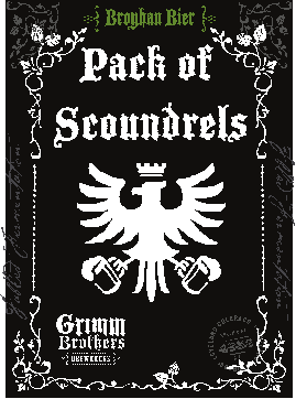 Logo of Grimm Brothers Pack Of Scoundrels