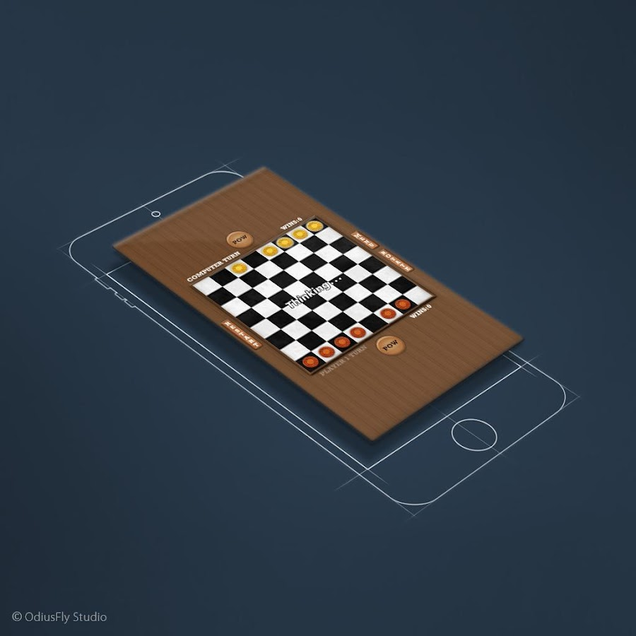 Checkers Mania - στιγμιότυπο οθόνης