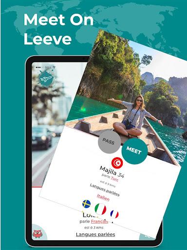 New International Friends- Meet - Languages: LEEVE 3.2.6 5