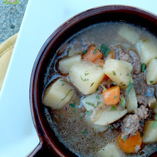 Stove-Top Beef Stew.