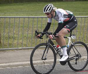 Aanvalsters blijven peloton voor in Baloise Ladies Tour: Nederlandse haalt het in sprint met drie, Van den Steen is derde