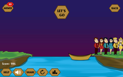River Crossing IQ - IQ Test 1.4.4 screenshots 6