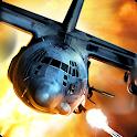 Zombie Gunship: Apocalypse Survival Shooting Game icon