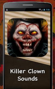 Scary Killer Clown Sounds screenshot 0