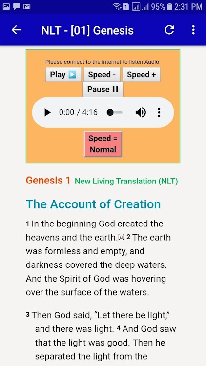 Multi Versions Bible App Free Download – (Android تطبيقات