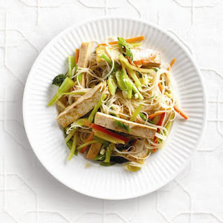 One-dish Asian Noodles.