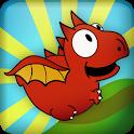 Dragon, Fly! Free icon