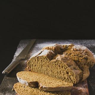 Cardamon and Rye Soda Bread.