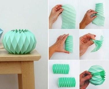 [idea way folded origami] Screenshot 3
