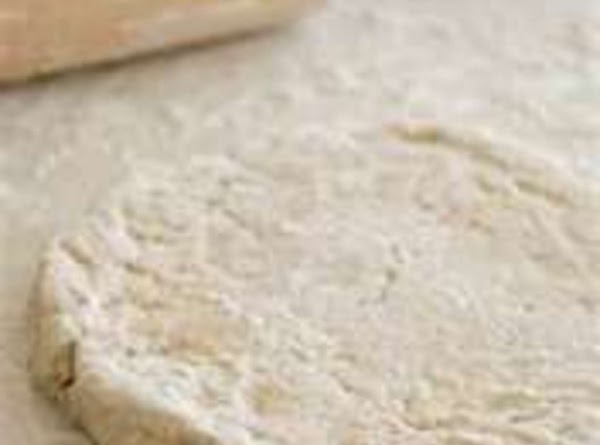 Flour a dry clean surface and lightly flour your rolling pin and biscuit cutter....