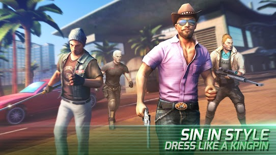 Gangstar Vegas MOD APK 4.5.1c (Unlimited Money/Gems/Key/Vip) 10