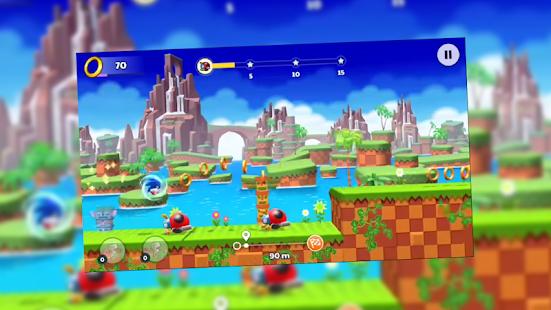 Pro Sonic Runner Adventures Tricks 2018 - náhled
