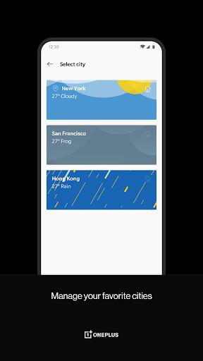 OnePlus Weather screenshot 2