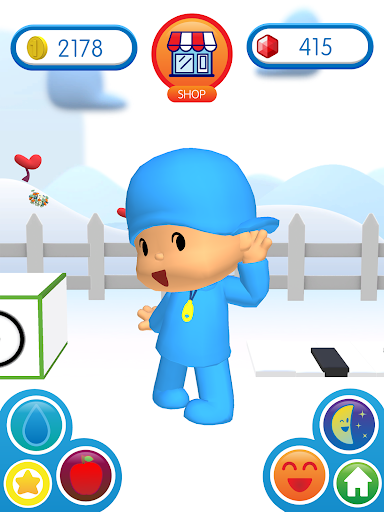 Talking Pocoyo 2 1.22 screenshots 8