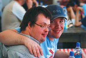 Personnes avec un handicap mental acueillies à L'Arche L'Atre (Nord)