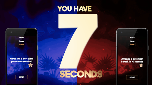 You have 7 seconds screenshots 1