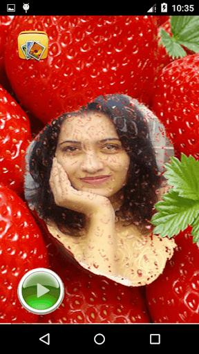 Fruit Shoot Selfie