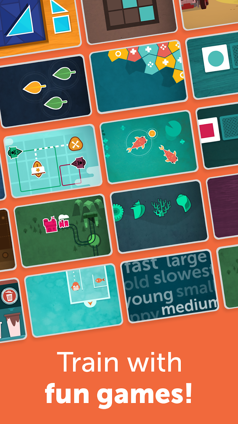 Lumosity: #1 Brain Games & Cognitive Training App Screenshot 1