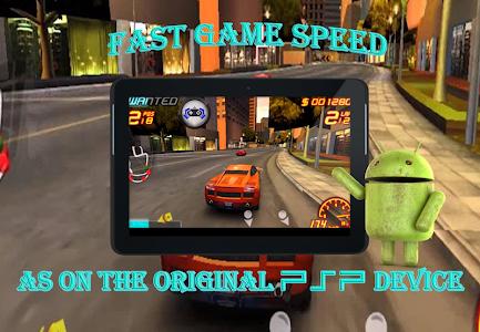 emulator for psp screenshot 0