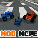 Addon Micro Cars  for Minecraft PE icon