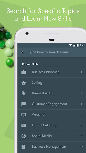Google Primer app (apk) free download for Android/PC/Windows screenshot