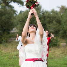 Wedding photographer Marina Vasilevskaya (hanphoto). Photo of 20.11.2017