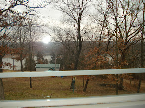 Photo: View from bedroom 2.