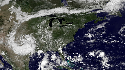 Heat Wave Building Into the Ohio Valley and Eastern United States
